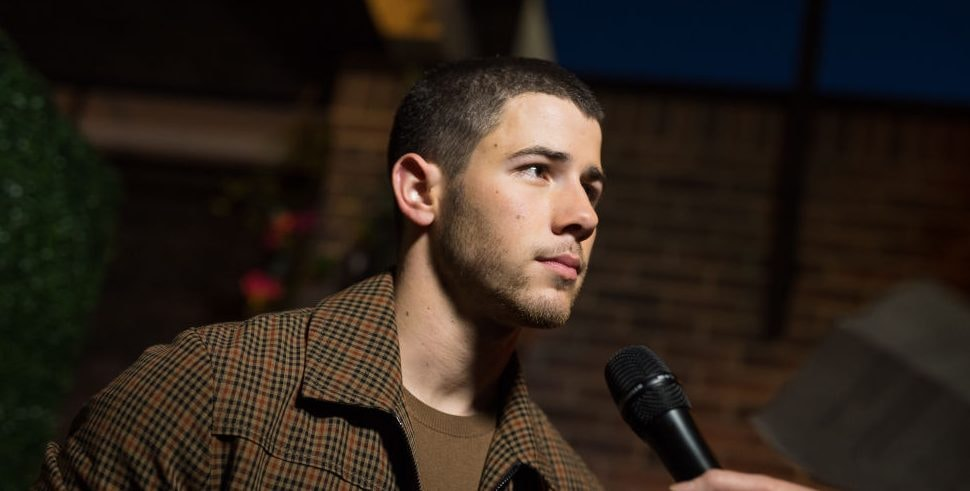 4ebf9b412c948f Nick Jonas Finally Answers Questions About Dating Selena Gomez and Miley  Cyrus