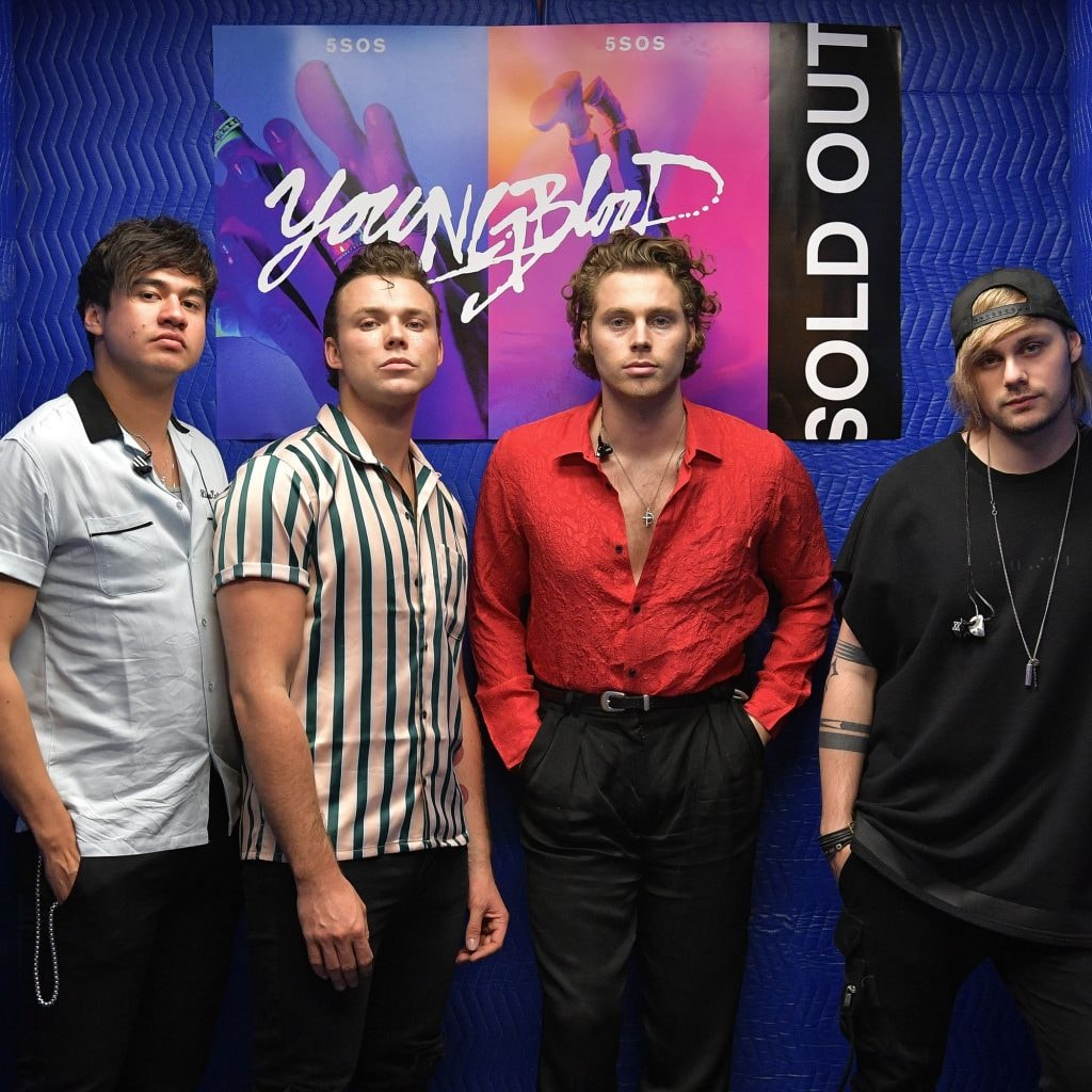 5 Seconds Of Summer Announce Tourmates For MYT Tour