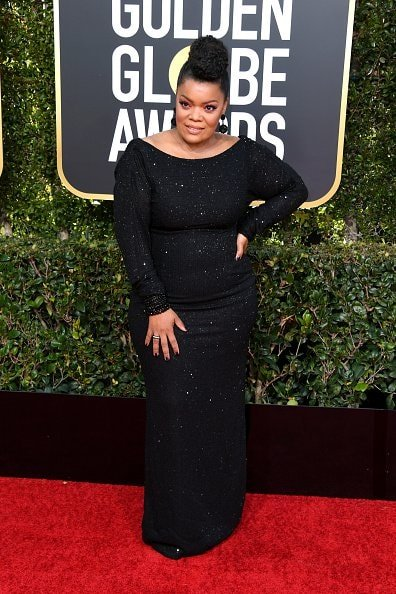 BEVERLY HILLS, CA - JANUARY 06: Yvette Nicole Brown attends the 76th Annual Golden Globe Awards at The Beverly Hilton Hotel on January 6, 2019 in Beverly Hills, California.  (Photo by Jon Kopaloff/Getty Images)
