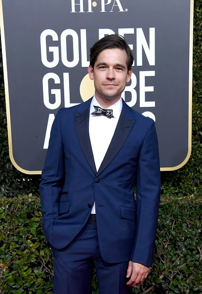 BEVERLY HILLS, CA - JANUARY 06:  Jason Ralph attends the 76th Annual Golden Globe Awards at The Beverly Hilton Hotel on January 6, 2019 in Beverly Hills, California.  (Photo by Frazer Harrison/Getty Images)