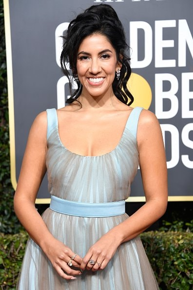 BEVERLY HILLS, CA - JANUARY 06:  Stephanie Beatriz attends the 76th Annual Golden Globe Awards at The Beverly Hilton Hotel on January 6, 2019 in Beverly Hills, California.  (Photo by Frazer Harrison/Getty Images)