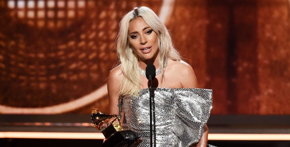 Lady Gaga's Grammy Speech: 'If You See Someone Hurting, Don't Walk Away'
